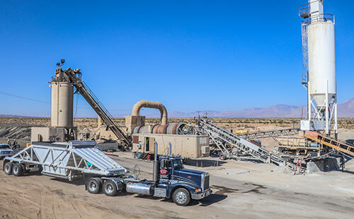 Ridgecrest, CA Trusted Asphalt Supplier