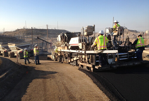 Caltrans Certified Asphalt Producer