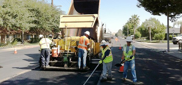 Kern County Road & Driveway Paving
